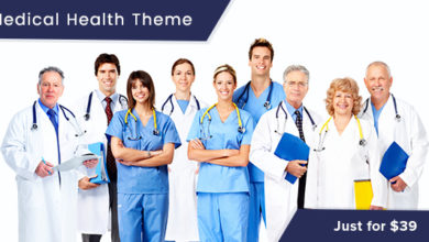 Photo of MediHeal – Ultimate Health & Medical WordPress Theme