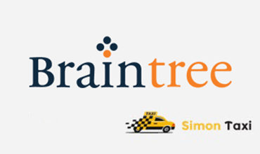 Photo of Simontaxi Braintree Payment Gateway