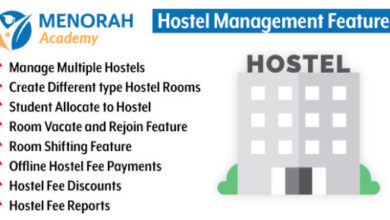 Photo of Menorah Academy – Hostel Management Module