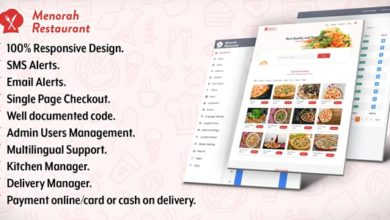 Photo of Menorah Restaurant – Restaurant Food Ordering System