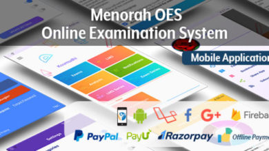 Photo of Menorah OES Mobile App – Gold
