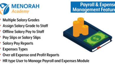 Photo of Menorah Academy – Payroll and Expenses Management Module