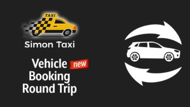 Photo of Simon taxi – Vehicle Booking Round Trip Plugin