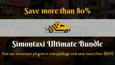 Photo of Simon Taxi Plugin Bundle