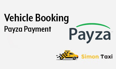 Photo of Simontaxi – Vehicle Booking Payza Payment