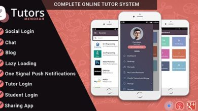 Photo of MenorahTutor – Tutor Directory Mobile App